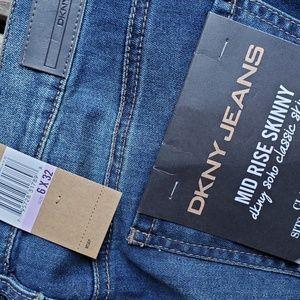 DKNY soho classic skinny Jeans
